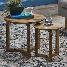 Temple & Webster <b>2 Piece</b> Olwen <b>Side</b> Table Set & Reviews