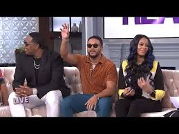 Master P, Lil Romeo, and Vanessa Simmons from