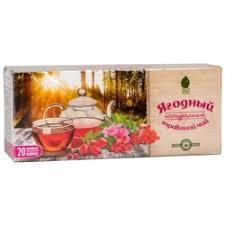 BIO TRADITION <b>Чай травяной ягодный</b> Bio Tradition» — <b>Чай</b>