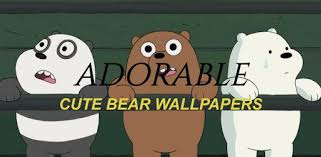 <b>Cute Bear</b> Wallpapers - التطبيقات على Google Play