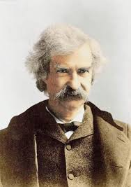 mark twain on emaze