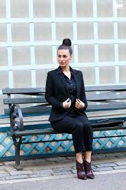 the 2016 hotpants guide to interview attire do the hotpants do the hotpants dana suchow professional outfit interview suit w in suit pantsuit pant suit updo