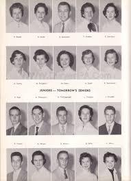 duryea pennsylvania historical homepage 1956 duryea high school pa duryea 1956 meecha woming high school yearbook pg 60 juniors scoda to winn