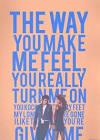 The Way You Make Me Feel [5 Tracks]