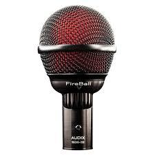Audix FireBall, купить <b>инструментальный микрофон Audix FireBall</b>