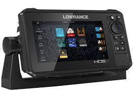 <b>Картплоттер</b>-<b>эхолот Lowrance HDS-7 LIVE</b> без датчика — купить ...