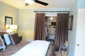 you can see the bump out behind the doormakes the room smaller arrange bedroom decorating