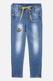 Модные <b>джинсы</b> для девочек – купить в интернет-магазине в ...