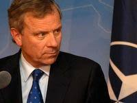 Russian shift on Syria is key, says former NATO chief - Jaap-De-Hoop-Scheffer