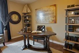 office large size sightly office decorating ideas with wooden table also bookshelf awesome interior design royal home office decorating