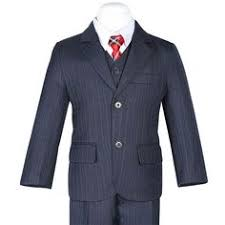 <b>Nimble Boys</b> Formal <b>Suit</b> Single Breasted Solid New School Sky ...