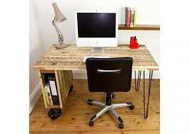 industrial office desk swinging monkey regard to natural wood office desk brilliant wood office desk