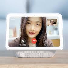 Умная <b>колонка Xiaomi</b> Mi AI Touchscreen Pro 8 White (Белый ...