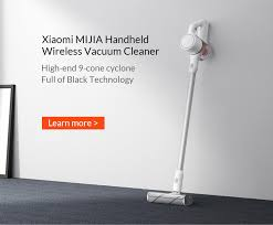 Original <b>Xiaomi Mi Handheld</b> Wireless <b>Vacuum Cleaner</b> Portable ...