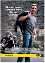 "Крис Вермюлен: ""Draggin <b>Jeans</b>. Сделаны в Австралии… как и <b>я</b>"""