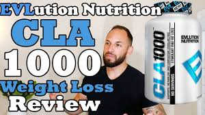 <b>CLA 1000</b> Weight Loss <b>Supplement</b> Evlution Nutrition Review ...
