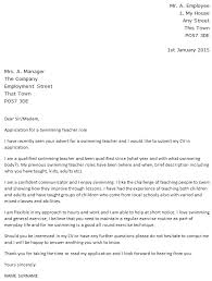 Sample Cover Letter For A Fitness Job   Job Cover Letters   LiveCareer