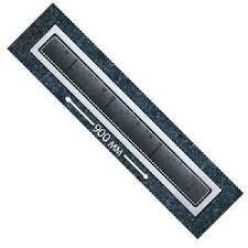 VIEGA 589585 ER9 Дизайн-<b>решетка под плитку</b> 900мм ...