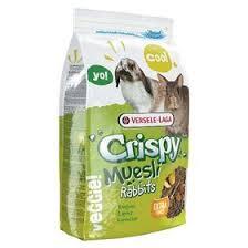 <b>Корм VERSELE-LAGA Crispy Muesli</b> Rabbits для кроликов, 2,75 кг ...