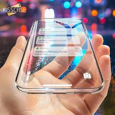 KISSCASE <b>Ultra Thin Clear</b> Soft Silicon Case For iPhone 5 5S Se ...