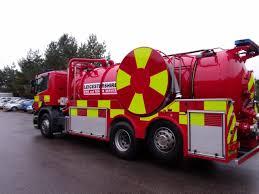 Leicester Fire's Water <b>Tanker</b> - Reflex Design Reflex Design