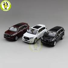 <b>1/32</b> JACKIEKIM Highlander 2015 <b>Diecast</b> Metal Model CAR <b>Toys</b> ...