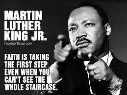 Inspirational Martin Luther King Jr. Quotes - Rewards for Mom via Relatably.com