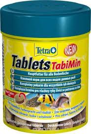 """<b>Корм</b> сухой для донных рыб <b>Tetra</b> """"<b>Tablets TabiMin</b>"""", таблетки, 85 ..."""