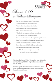 a dead man to love center for writing excellence sonnet116