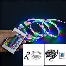 LED Strip Light USB <b>2835SMD DC5V</b> Flexible LED Lamp Tape ...