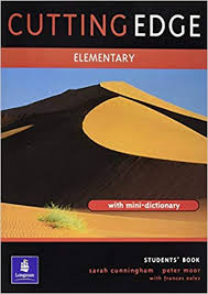 <b>Cutting Edge Elementary Student</b> Book: Sarah Cunningham, Peter ...