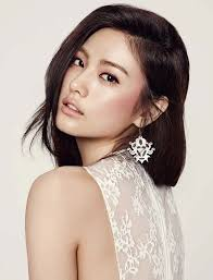 natural wedding makeup we this she is a k pop star nana from after moncheribridals