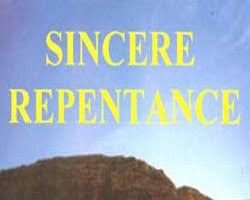 Image result for repentance in islam