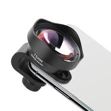 <b>Ulanzi 75mm</b> 10X <b>Macro Lens</b> HD No Distortion 17mm Thread ...
