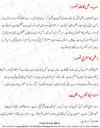 pakistan se mohabbat urdu essay love for pakistan urdu essay  share