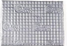 Silent Coat <b>20 Sheet</b> (375x250mm) Volume <b>Pack</b> Car Sound ...