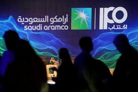 Saudi Aramco prices shares at top of range in world