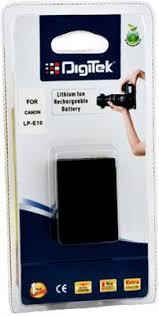 Buy Digitek 860 mAh <b>LP</b>-<b>E10</b> Rechargeable Lithuim Ion Battery for ...
