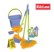 used house cleaning for ads in us kids cleaning set broom mop bucket janitor play fun playset house home duster