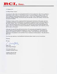 construction letter of recommendation invoice template construction letter of recommendation