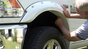 Bushwacker Ram Truck <b>Fender Flare</b> Installation - YouTube