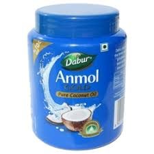 «<b>Масло для волос</b> Dabur Anmol <b>кокосовое</b>» — Товары для ...