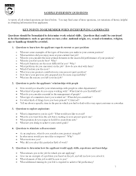 best photos of sample interview questions management position job interview questions and answers samples