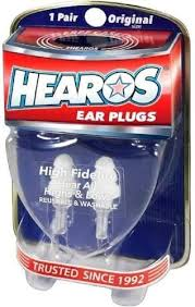 HEAROS High Fidelity Musician <b>Ear Plugs Ultimate</b> in Comfortable ...