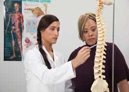 The Best Gilbert Chiropractor Giving An Adjustment