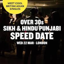 Sikh  amp  Hindu Punjabi Speed Date  amp  Mingle  London   Over   s