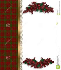 christmas border red plaid royalty stock images image  christmas border red plaid