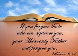 Bible Verses Regarding Forgiveness | Quote - Bible Verses About Life