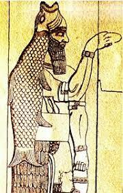 Image result for dagon fish god
