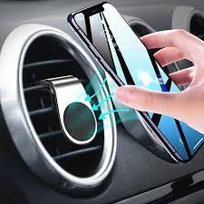 <b>Metal Magnetic Car Phone</b> Holder Mobile Phone Holder Clip ...